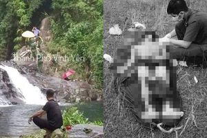 Lao xuống thác Ba Ao cứu bạn gái bị đuối nước, đôi nam nữ tử vong thương tâm