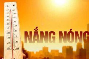 TP. Quảng Ngãi: Nắng nóng 40 độ, đạt kỷ lục cao nhất trong cùng thời kỳ các tháng 7, 8