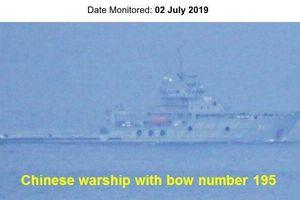 Sau Việt Nam, Philippines gửi công hàm phản đối tàu Trung Quốc liên tiếp xâm phạm lãnh hải