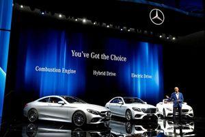 Daimler đối diện với án phạt hơn 1tỷ Euro vì gian lận khí thải