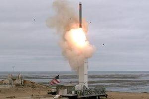 Bộ Quốc phòng Mỹ phóng tên lửa tầm trung bị INF cấm