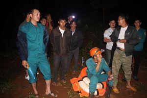 Tìm thấy thi thể 3 thanh niên mất tích khi đi chơi thác