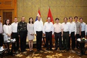 Việt Nam – Thái Lan tăng cường hợp tác phòng, chống tội phạm