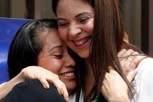 Cô gái El Salvador ngồi tù vì sảy thai được xử trắng án