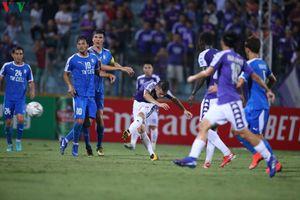 Quang Hải lập cú đúp, Hà Nội FC thắng 3-2 Altyn Asyr trên sân nhà