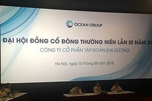 OGC hóa giải mâu thuẫn của cổ đông Hà Bảo