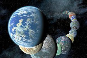 Có đến 10 tỷ hành tinh giống Trái Đất trong dải Ngân hà