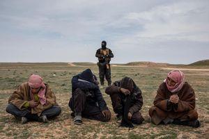 Tàn dư IS nhen nhóm trỗi dậy sau 5 tháng sụp đổ ở Iraq và Syria