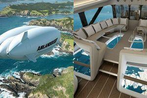 Chiếc máy bay xa xỉ nhất thế giới Airlander 10 có gì đặc biệt