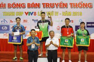 Giải bóng bàn truyền thống VTV8 lần thứ IV-năm 2019