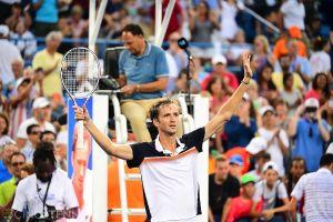 US Open: 'Ngựa ô nước Nga' Daniil Medvedev