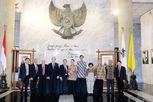 TPHCM tìm hiểu kinh nghiệm đào tạo chất lượng quốc tế tại Indonesia