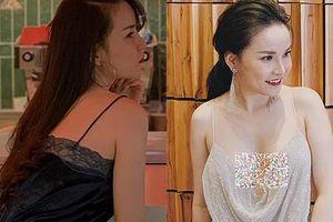Đường cong gây mê của Thu Ngọc hậu ly hôn chồng Việt kiều