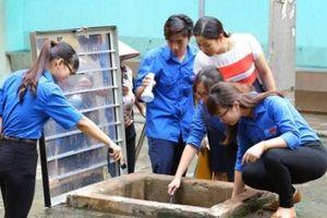 Bộ Giáo dục và Đào tạo huy động học sinh, giáo viên tham gia diệt bọ gậy phòng chống sốt xuất huyết
