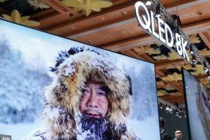Samsung lên kế hoạch đầu tư 8.3 tỷ USD vào sản xuất màn hình QD-OLED