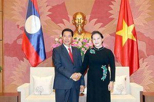 Quốc hội hai nước Việt – Lào duy trì trao đổi thường xuyên