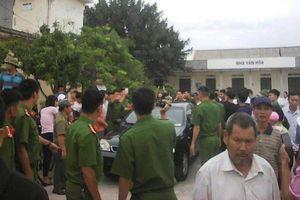 Thái Bình: Thông tin vụ bao vây người nghi bắt cóc trẻ em