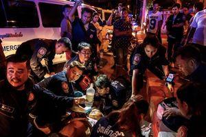 Đường sá Thái Lan - Nơi người nghèo dễ chết
