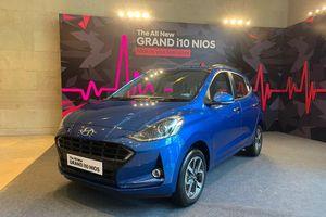 Cận cảnh Hyundai i10 thế hệ mới, giá tương đương từ 162 triệu đồng tại Ấn Độ