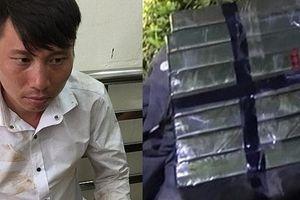 Hải quan Cao Bằng phối hợp bắt giữ 10 bánh heroin