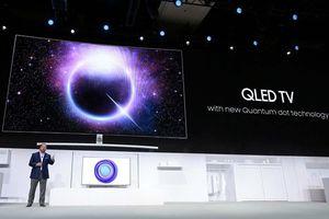 Samsung chuyển trọng tâm sang màn hình QD-OLED mới