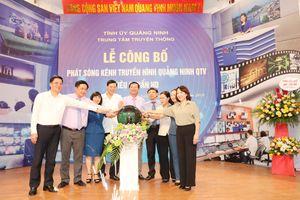 Quảng Ninh công bố phát sóng kênh truyền hình QTV tiêu chuẩn HD