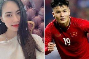 Nữ doanh nhân nóng bỏng lên tiếng về tin đồn hẹn hò Quang Hải