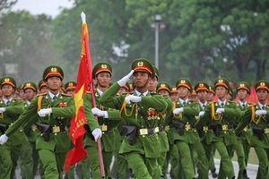 Xây dựng lực lượng Công an nhân dân theo Tư tưởng Hồ Chí Minh