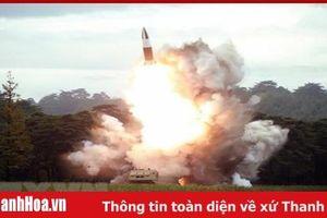 Triều Tiên bóng gió sẵn sàng tiếp tục phát triển vũ khí mới