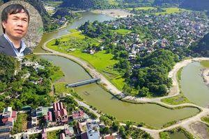 Bộ trưởng TN-MT: Việc cấp hàng nghìn ha đất xây chùa Bái Đính, Tam Chúc...chưa rõ ràng