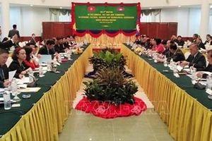 Việt Nam-Campuchia nâng cao hiệu quả hợp tác song phương