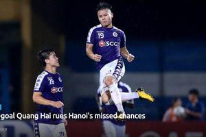 AFC ca ngợi: Quang Hải tạo ra khoảnh khắc kỳ diệu