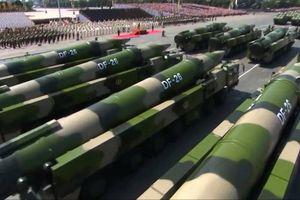 Chuyên gia: Mỹ rút khỏi hiệp ước hạt nhân vì Trung Quốc