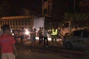 Hà Nội: Tạm giữ 3 đối tượng hành hung cảnh sát giao thông