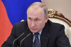 Ông Putin nói Nga thất vọng vụ Mỹ thử tên lửa mới