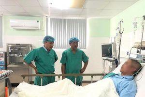 Bệnh nhân ở Huế được cứu sống nhờ trái tim đến từ Hà Nội