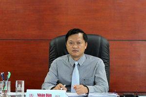 Kỷ luật cảnh cáo ông Bạch Ngọc Du, Chủ tịch HĐQT Cienco5