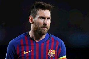 Vắng Leo Messi, Barca không còn là độc nhất
