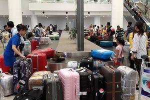 Hai nữ hành khách đánh nhau ở sân bay Nội Bài