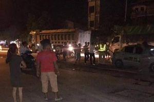 Xác định danh tính 3 người đàn ông tấn công CSGT ở Hà Nội