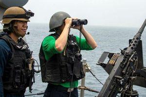 Australia điều tàu chiến, máy bay giám sát gia nhập sứ mệnh an ninh hàng hải ở Vùng Vịnh