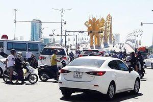 Đà Nẵng: Hơn 6 tỉ đồng tổ chức lại nút giao thông phía Tây cầu Rồng