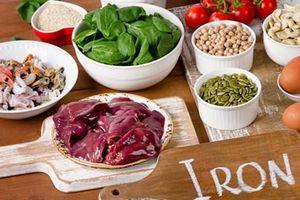 Ảnh hưởng khi thiếu hụt vi chất dinh dưỡng ở trẻ