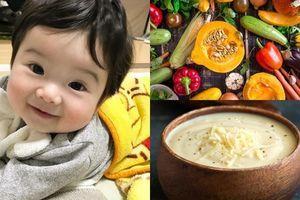 Bé 6 tháng tuổi bắt đầu ăn dặm, mẹ nhớ bổ sung cho con loạt thực phẩm bổ dưỡng giúp con PHÁT TRIỂN VƯỢT TRỘI