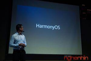 Huawei giới thiệu Harmony OS và EMUI 10 tại Việt Nam
