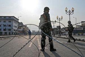Kashmir 'canh bạc' nguy hiểm của Ấn Độ