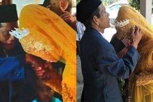 Mặc kệ đúng sai, cô gái 27 tuổi kiên quyết cưa đổ cụ ông 83 để được nên duyên vợ chồng gây xôn xao