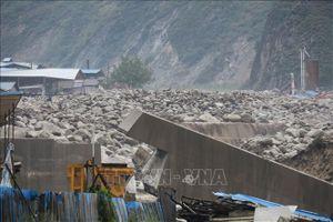 Lở bùn tại Trung Quốc làm hàng chục người thiệt mạng và mất tích