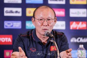 HLV Park Hang Seo chốt danh sách 27 cầu thủ cho Vòng loại thứ hai World Cup 2022 khu vực châu Á