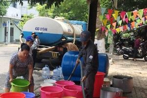 Thiếu nước sinh hoạt trên diện rộng, Đà Nẵng họp khẩn tìm giải pháp